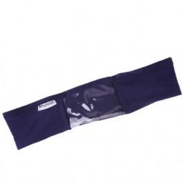 81916_brepart Bauchband mit Sichtfenster dunkelblau