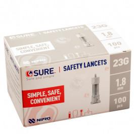 82320_4SURE_SafetyLancets_23G_1,8mm
