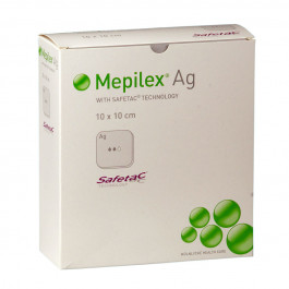 Mepilex-ag-10x10-pack
