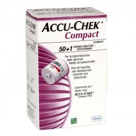 Accu-Chek-Compact-Teststreifen-Packung