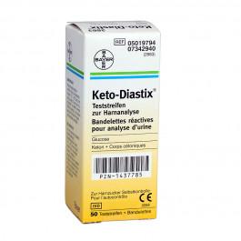 Keto-Diastix-Streifen-Packung