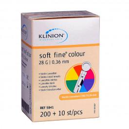 Klinion-Lanzetten-28G-200er-Pack