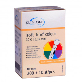 Klinion-Lanzetten-30G-200er-Pack