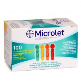 Microlet-Lanzetten-bunt-100er-Pack