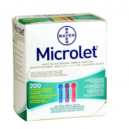 Microlet-Lanzetten-bunt-200er-Pack