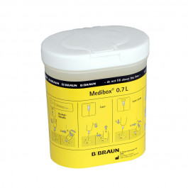 Medibox-0,7l-BBraun