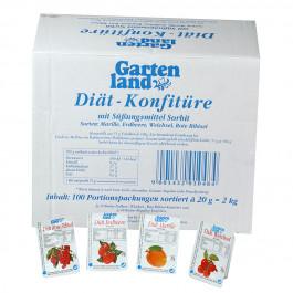 Gartenland-Konfitüre-Pack