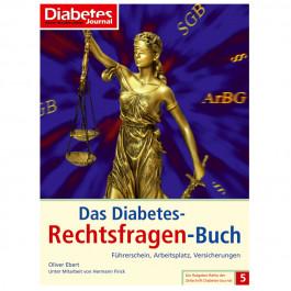 Diabetes-Rechtsfragen-Buch