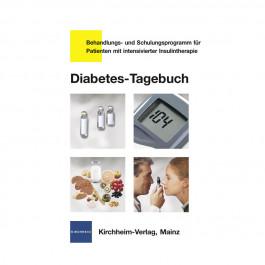 Diabetes-Tagebuch-Gelb