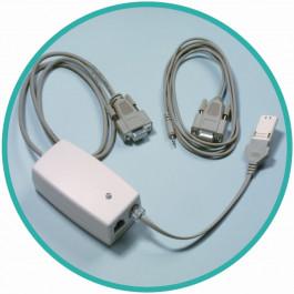 Accu-Chek-Interface-Kabel