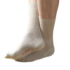 Best4Feet-Socken-weiß