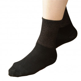 Best4Feet-Socken-schwarz