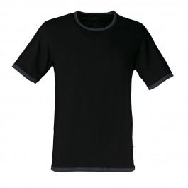 Best4Body-Hemd-kurz-schwarz