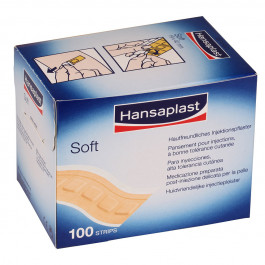 Hansaplast-Soft-Pack-100