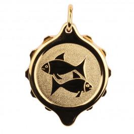 SOS-Fisch-Gold