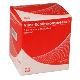 Draco-Vlies-Schlitzkompr