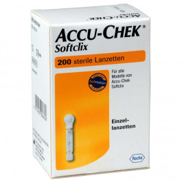 Accu-Chek-Softclix-Pack