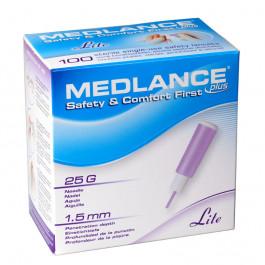 Alphacheck-Medlance-25G-100