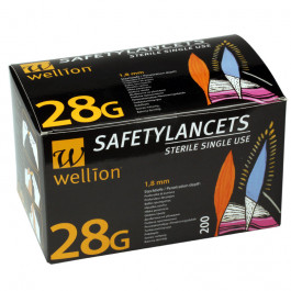 Wellion-SafetyLancets-28G