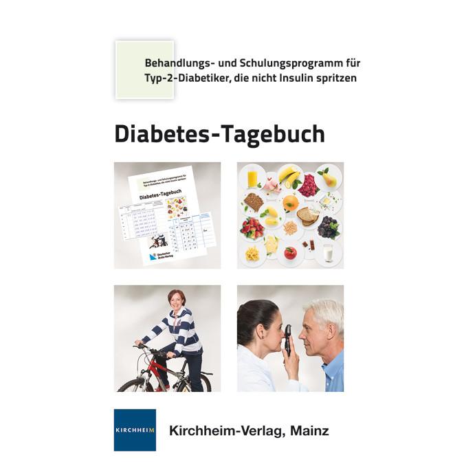 diabetes tagebuch f r typ 2 diabetiker ohne insulin 5 st ck diashop. Black Bedroom Furniture Sets. Home Design Ideas