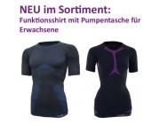 mellitus one seamless shirts für Erwachsene - Pumpen-Funktionsshirts / je 1 Stück