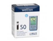 Wellion-Linus-Streifen-50er-Pack