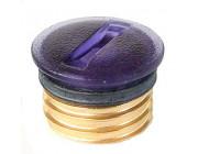 Cozmo-Batteriekappe-lila