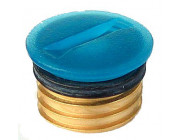 Cozmo-Bateriekappe-blau