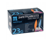 Safetylancets-23G