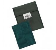 FRIO Tasche Mini Farbe Grün - Kühltasche / 2 Stück