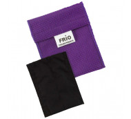 FRIO Tasche Mini Farbe Lila - Kühltasche / 2 Stück
