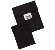 FRIO Tasche Mini Farbe Schwarz - Kühltasche / 2 Stück