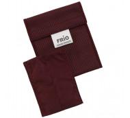 FRIO Tasche Mini Farbe Weinrot - Kühltasche / 2 Stück