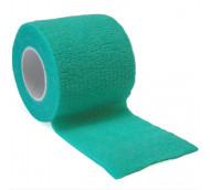autsch & go Fixiertape grün 5 cm x 4,5 m - Fixierung für Pod/Sensor / 1 Rolle