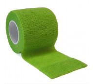 autsch & go Fixiertape hell-grün 5 cm x 4,5 m - Fixierung für Pod/Sensor / 1 Rolle
