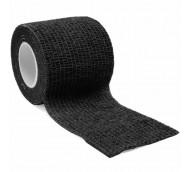 autsch & go Fixiertape schwarz 5 cm x 4,5 m - Fixierung für Pod/Sensor / 1 Rolle