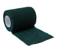 autsch & go Fixiertape dunkel-grün 7,5 cm x 4,5 m - Fixierung für Pod/Sensor / 1 Rolle