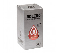 Bolero Drinks Guarana - Instant Erfrischungsgetränk - 9 g / 12 Beutel
