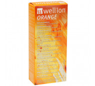 Wellion Orange - Flüssigzucker / 10 Beutel