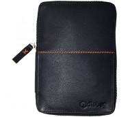 Diabag ONE Leder schwarz - Tasche für Diabetikerbedarf / 1 Stück