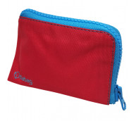Diabag SUNNY klein Nylon rot/cyan - Diabetikertasche / 1 Stück