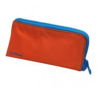Diabag SUNNY groß Nylon orange/cyan - Diabetikertasche / 1 Stück