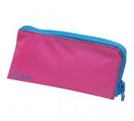Diabag SUNNY groß Nylon pink/cyan - Diabetikertasche / 1 Stück