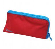 Diabag SUNNY groß Nylon rot/cyan - Diabetikertasche / 1 Stück