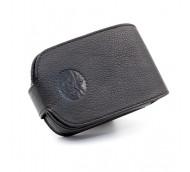 FreeStyle Libre Leder Case schwarz - 1 Stück