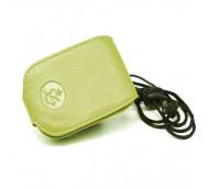 FreeStyle Libre Leder Case olivgrün - 1 Stück