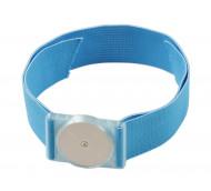 Fixierband für FreeStyle Libre Sensor blau - 1 Stück