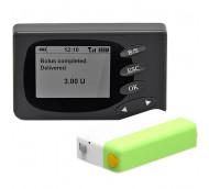 Medtrum A6 TouchCare Patch-Pumpe Starterset mmol/ - Insulinpumpe  / 1 Set