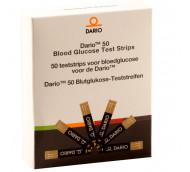 Dario - Blutzuckerteststreifen / 2 x 25 Stück