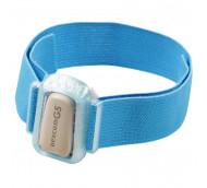DexFix - Fixierband für Dexcom G4 / G5 Sensor crystal blau - 1 Stück